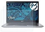 Bruni Schutzfolie kompatibel mit Acer Swift 3 14 inch Folie, glasklare Bildschirmschutzfolie (2X)