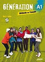 Generation: Livre + Cahier A1 + CD MP3 + DVD