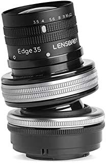 Lensbaby Composer Pro II with Edge 35 Optic Nikon Z