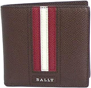 バリー 財布 BALLY 二つ折り財布/フ小銭入れ付れ TEISEL.LT 6219954 ブラウン【並行輸入品】
