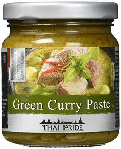 Thai Pride Currypaste, grün (1 x 195 g)