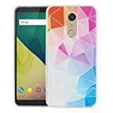 Wiko View XL Case, EUGO Protective Crystal Clear Soft