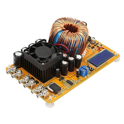 Protección contra sobrecalentamiento estable buena conexión DC Step Down módulo de fuente de alimentación 50A 8-40V a 0-32V Buck Converter Board Durable alta eficiencia para conversión de energía