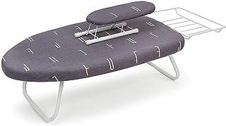 ZB-KK 80 * 83 * 19cm Table à Repasser, Facile à Transporter Table à Repasser Salon Balcon Repassage Hangers, Acier (Color ...