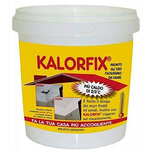 Tecnostuk - offerta 2 barattoli di kalorfix lt.1 tecnostuk s.r.l. - 2 barattoli