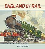 England by Rail 2022 Wall Calendar