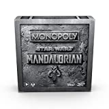 Hasbro Games Monopoly: Star Wars The Mandalorian Edition Board Game, Protect The Child (Baby Yoda) from Imperial Enemies
