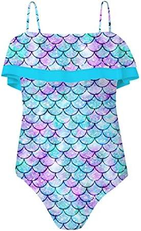 Mermaid bathing suits for kids