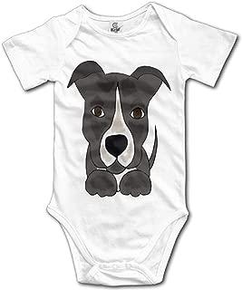 My Patronus is an Unicorn Newborn Infant Toddler Baby Girls Boys Bodysuit Short Sleeve 0-24 MonthsBlack