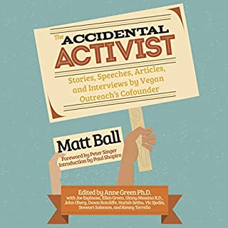 The Accidental Activist cover art