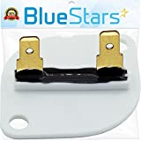 3390719 Dryer Thermal Fuse Replacement Part by Blue Stars - Exact fit for Whirlpool & Kenmore Dryers - Replaces PS11741444 AP3133489 688841 690198 279650 3389639