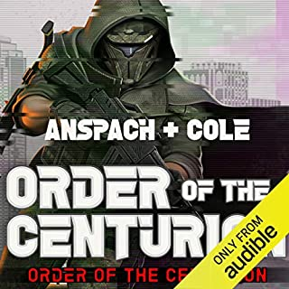 Order of the Centurion audiobook cover art