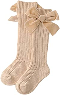 19 20 pastel beige colorful baby chuck socks