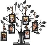 Wifehelper Fotos de la Familia de Moda Marco de Visualizaci├│n de ├бrboles con Marcos de Fotos Colgantes Decoraci├│n para el hogar Buen Regalo(S)
