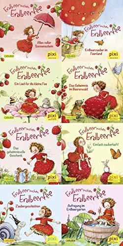 Pixi-8er-Set 269: Erdbeerinchen Erdbeerfee (8x1 Exemplar) (269)