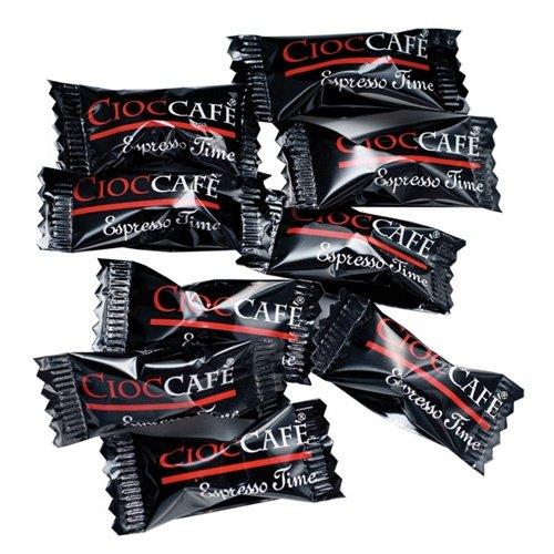 CiocCafe Kaffeebohnen in Zartbitterschokolade 500 g