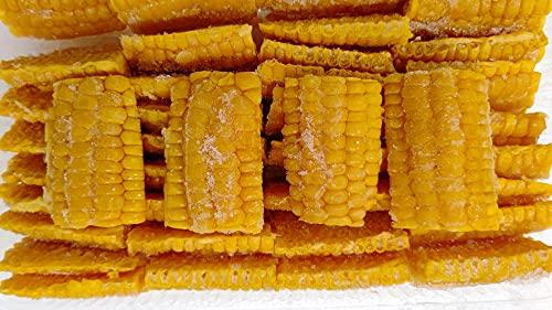 すり身南瓜使用 とうもろこし 天ぷら カット 40枚×20P 業務用 冷凍