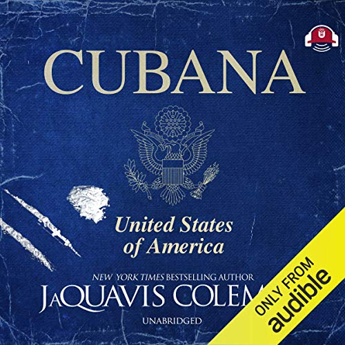 Cubana audiobook cover art