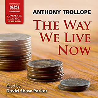 The Way We Live Now Titelbild