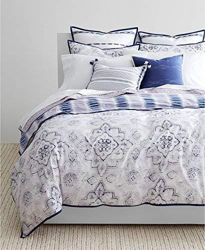 Lauren by Ralph Lauren Luna Reversible Cotton Comforter Set with Pillow Shams - Full/Queen