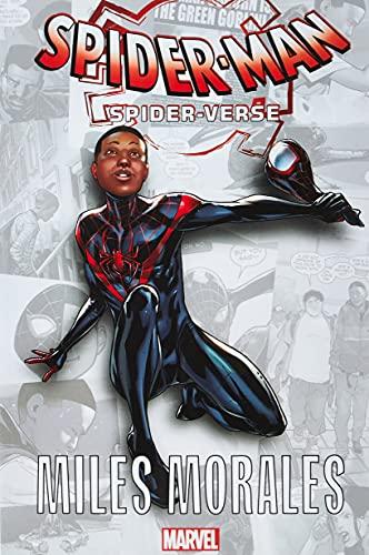 Spider-Man: Spider-Verse - Miles Morales (Into the...