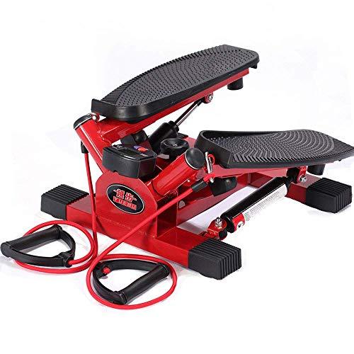 Mini-Stepper Swing Stepper Step Mudo multifunción Deportes máquina de Cintura Delgada Equipo de Fitness hogar