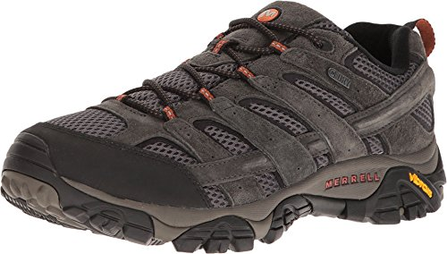 Merrell mens Moab 2 Wp Hiking Shoe, Beluga, 11 US