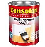 Consolan Isoliergrund wv weiß 2,5L