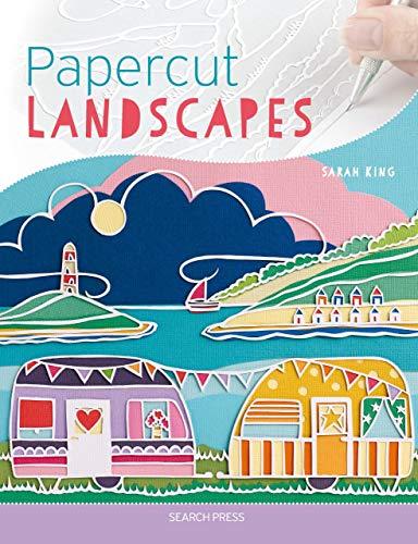 Papercut Landscapes (English Edition)