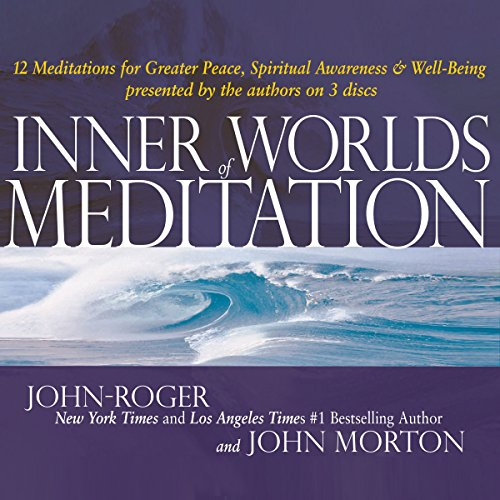 Inner Worlds of Meditation audiobook cover art