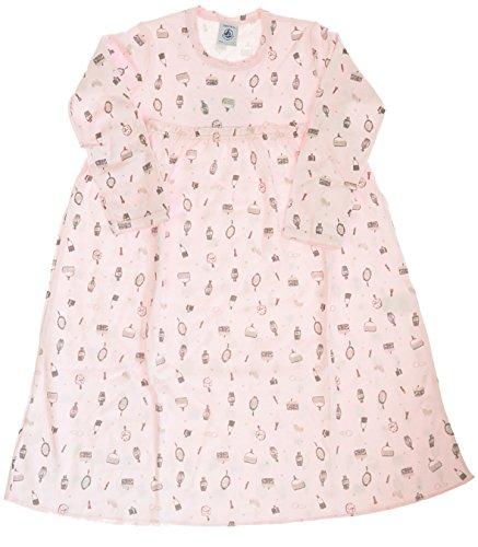 Petit Bateau Nachhemd 62059 Rosa mit Motiv (2 ans - 86)