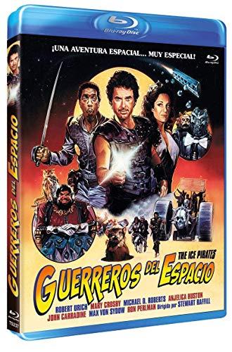 Guerreros del Espacio BD 1984 The Ice Pirates [Blu-ray]