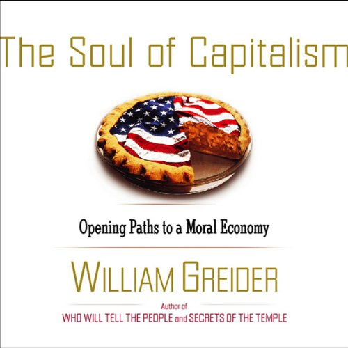 The Soul of Capitalism audiobook cover art