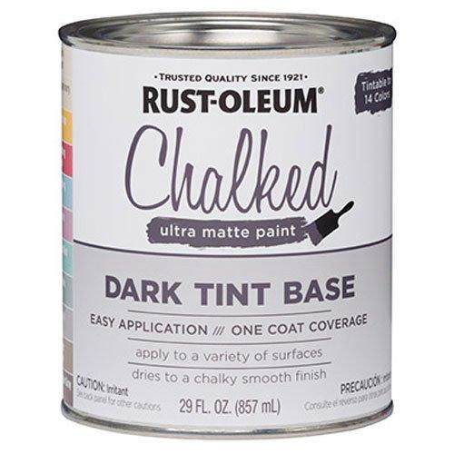 RUST-OLEUM 287689 Base Paint, 29 oz, Dark Tint