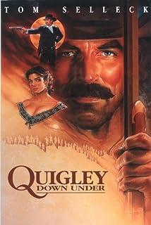 Quigley Down Under (B002Q340LY) | Amazon price tracker / tracking, Amazon price history charts, Amazon price watches, Amazon price drop alerts