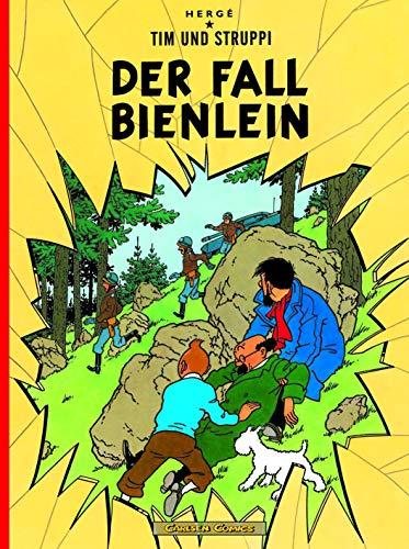 Der Fall Bienlein: Kindercomic für Leseanfänger ab 8 Jahren (Tim undStruppi, Band 17)