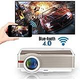 Mini Projector, Vamvo Ultra Mini Portable...