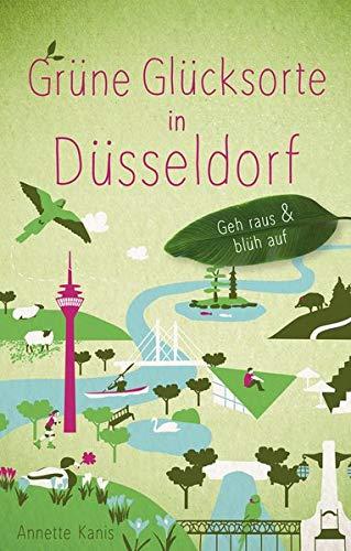Grüne Glücksorte in Düsseldorf: Geh raus und blüh auf