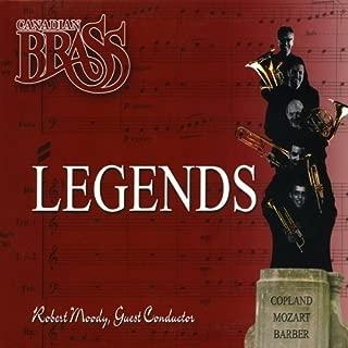 Canadian Brass: Legends by Canadian Brass (2008) Audio CD