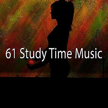 61 Study Time Music