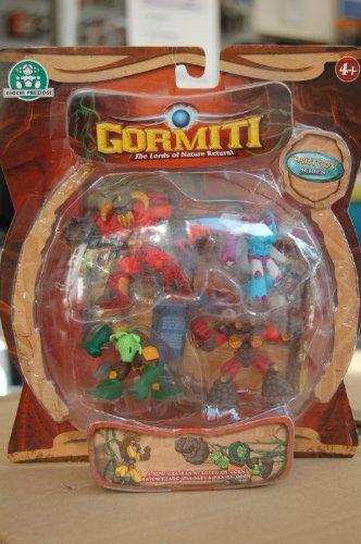 GORMITI CARTOON 4 FIGURES GPH26307