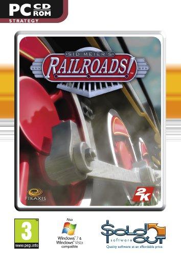 Sid Meier's Railroads (PC DVD)