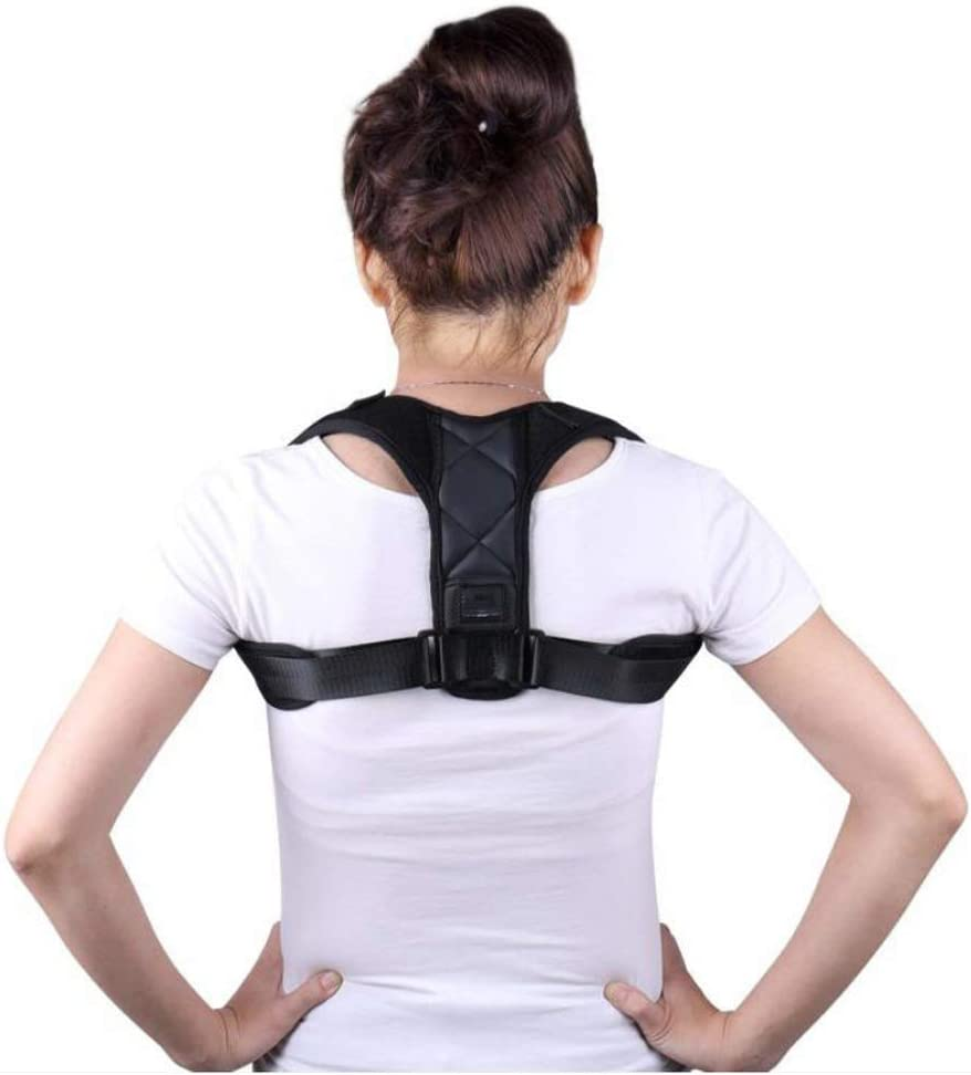 LIULAOHAN Max 48% OFF Breathable Clavicle Spinal Support Posture Corr price Brace