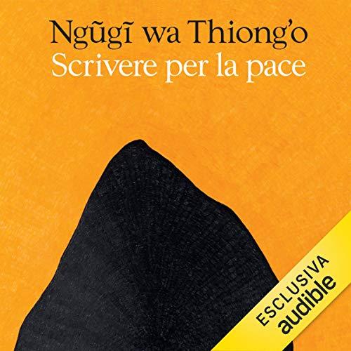 Scrivere per la pace cover art