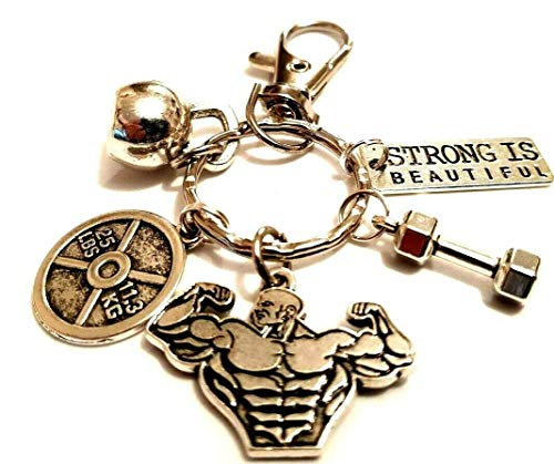 Schlüsselanhänger mit Aufschrift