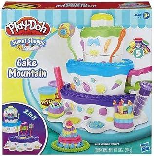 Play Doh Cake Mountain