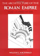 The Architecture of the Roman Empire, Volume 1: An Introductory Study, Revised Edition (Yale Publications in the History of Art)