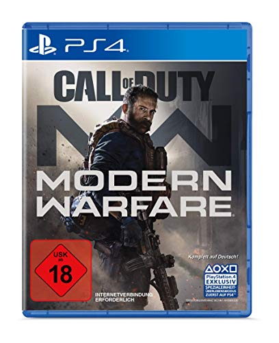 Auch gut in der Leistung Call of Duty Modern Warfare – [PlayStation 4]