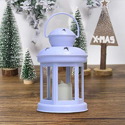 ZASUN Creative Christmas Decorations Plastic Led Electronic Candle Wind Lamp Christmas Ornagent for Friends