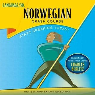 Norwegian Crash Course audiobook cover art
